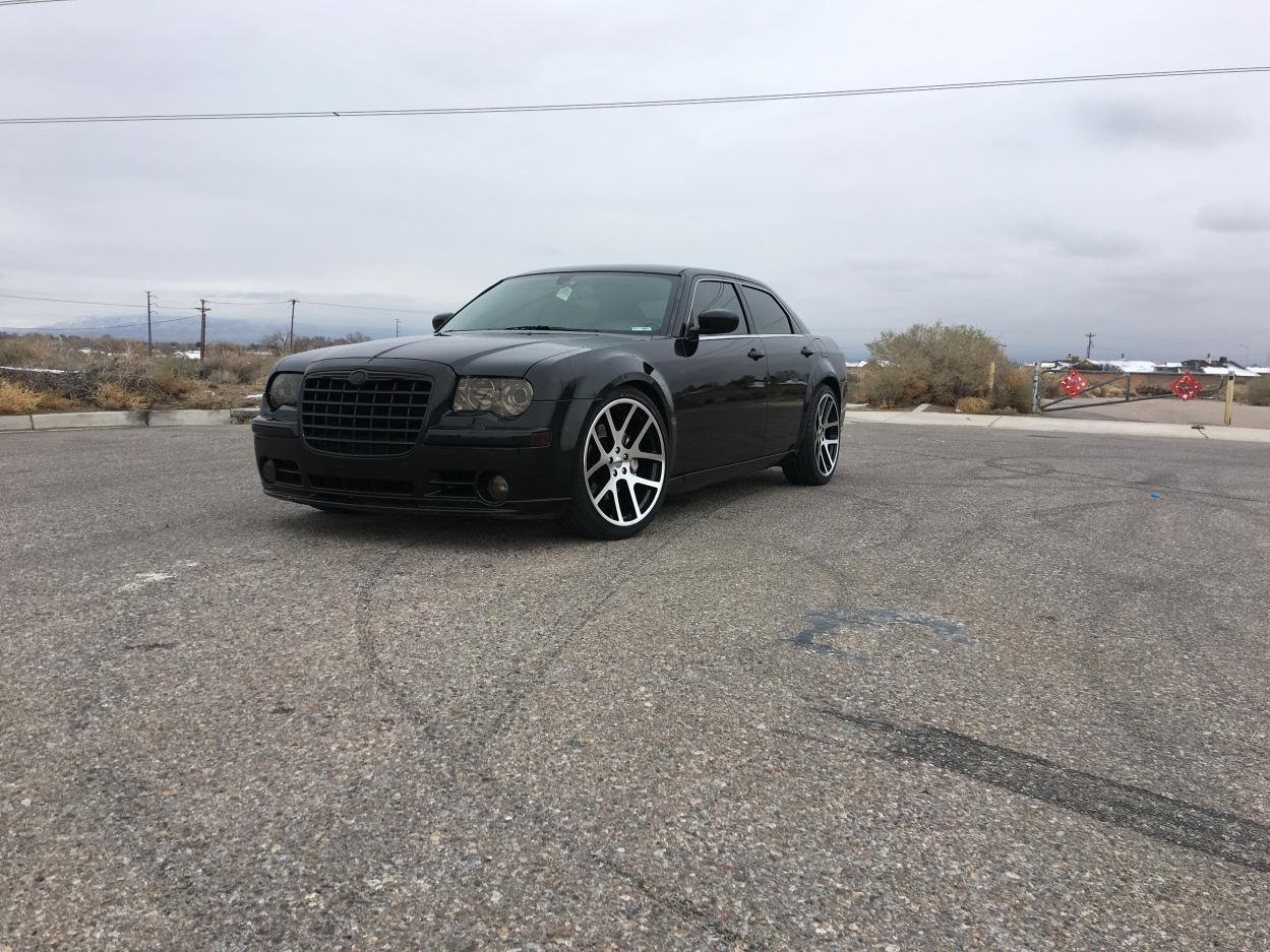2006 300 srt8 new shoes chrysler 300c forum 300c srt8. Black Bedroom Furniture Sets. Home Design Ideas
