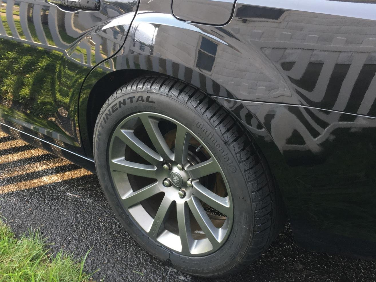 Wtt Srt 10 Spoke Wheels Tires 4 Goodyear 245 45 20