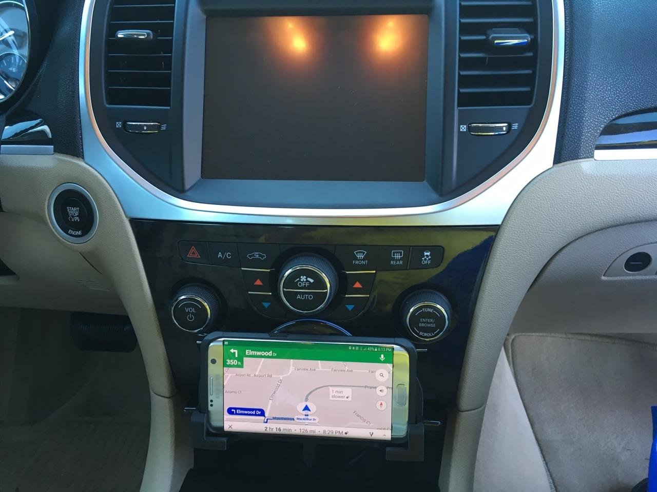 Chrysler 300 S >> Best cell phone holder ever! 3D Printed - Chrysler 300C Forum: 300C & SRT8 Forums