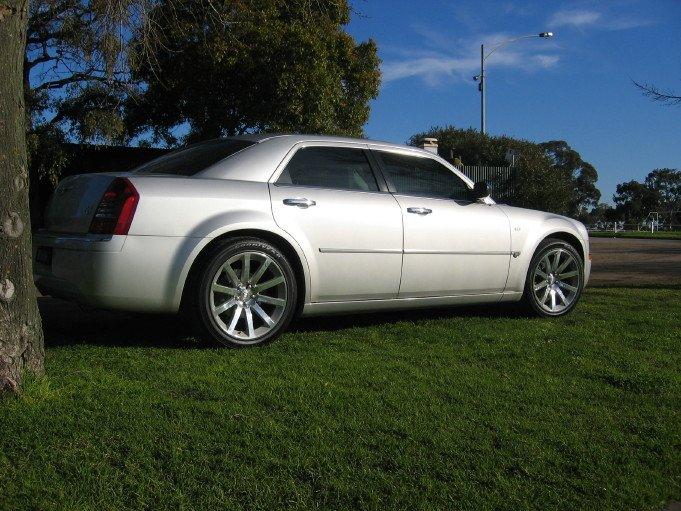 chrysler 300c rim. Chrysler 300C Forum: 300C