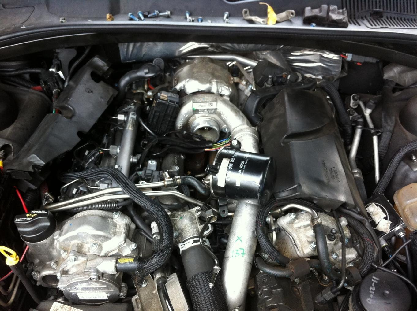 Swirl Port Actuator Removal and Replacement  Chrysler 300C Forum