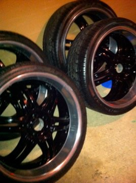 sold 22 inch boss rims and tires for sale   chrysler 300c forum 300c