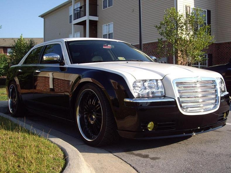 My 2006 Chrysler 300 Touring 2 Tone W Pics Chrysler