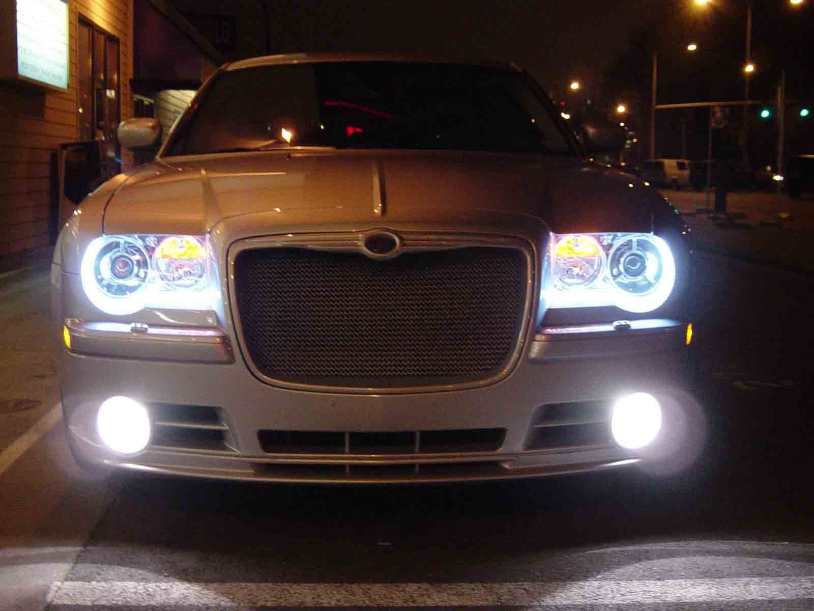 Led Quot Audi Quot Style Daytime Running Lights On A 300