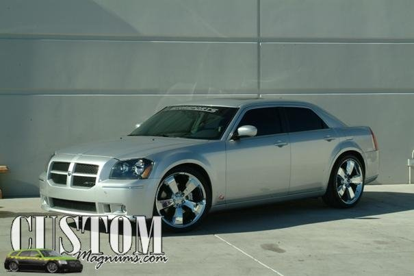 anyone swapped out a magnum front end chrysler 300c. Black Bedroom Furniture Sets. Home Design Ideas