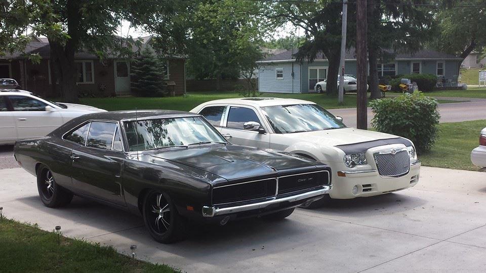 old school / new school - Chrysler 300C Forum: 300C & SRT8 Forums