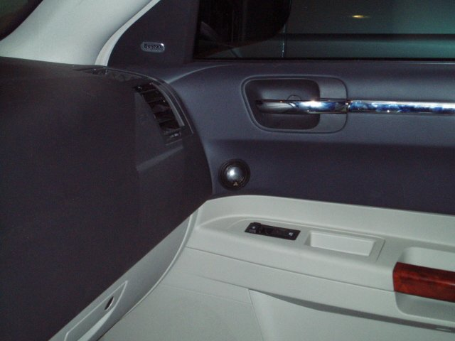 ... Click image for larger version Name P1010003.JPG Views 907 Size 163.5 ... & Installed JL 3 way set with tweeters in the door PICS - Chrysler ...