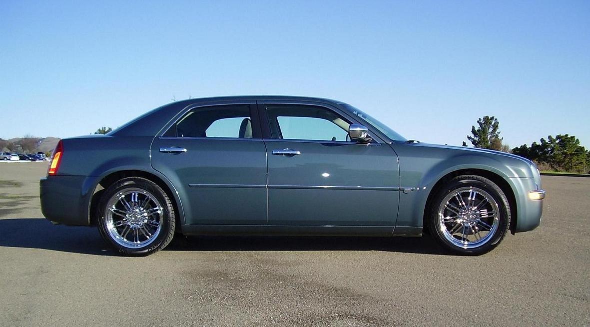 2018 300c Srt8 >> 20s on non-lowered C - Chrysler 300C Forum: 300C & SRT8 Forums