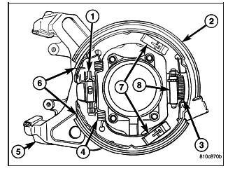 rear brakes chrysler 300c forum 300c srt8 forums. Black Bedroom Furniture Sets. Home Design Ideas