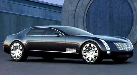 The Compeion: CADILLAC 16 goes on sale? - Chrysler 300C Forum ...