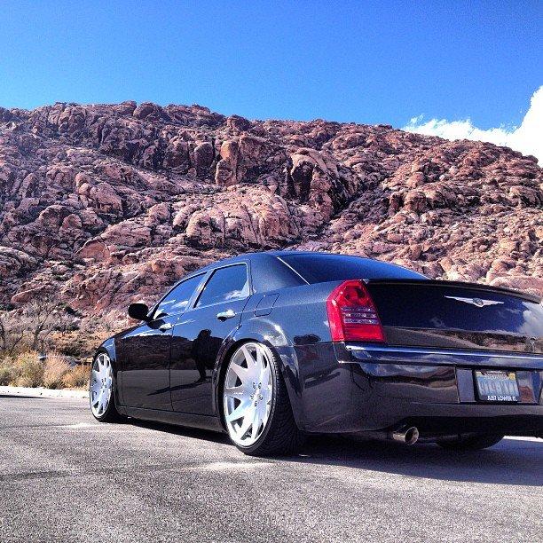 Chrysler 300 Srt8 2012 By Humster3d: Slammed 300c On MRR HR3