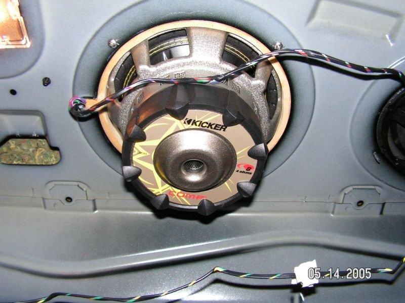 Sub In Rear Deck Chrysler 300c Forum 300c Amp Srt8 Forums