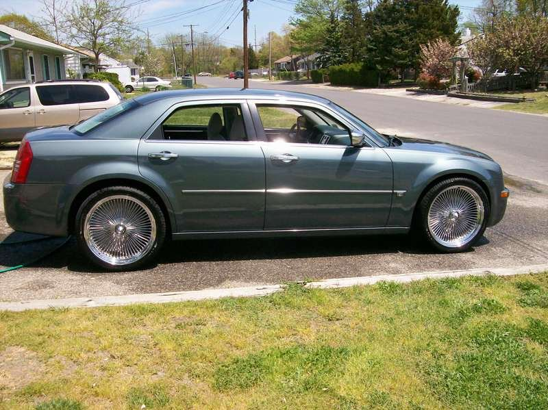Lowrider Rims And Tires >> Wire wheel recommendations, anyone? - Chrysler 300C Forum: 300C & SRT8 Forums