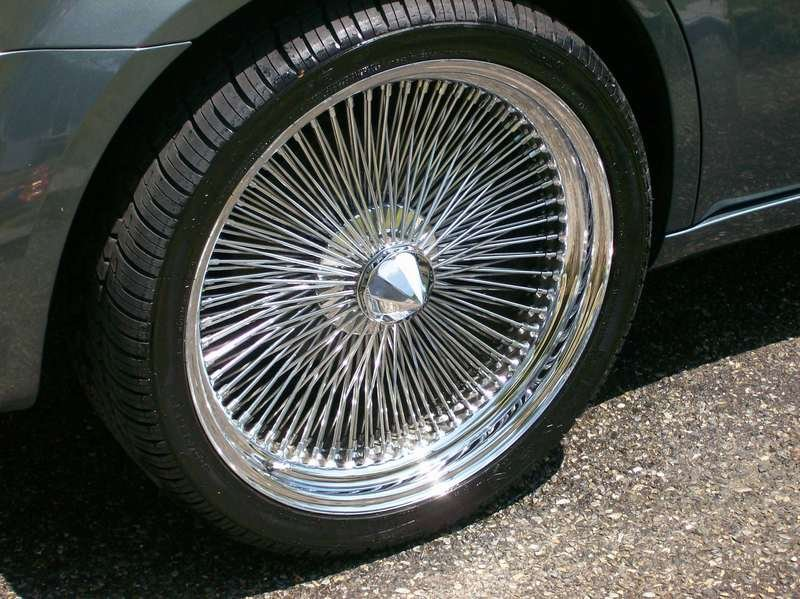 Wire wheel recommendat...