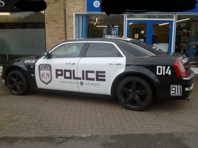Click Image For Larger Version Name Police Car Done Jpg Views 2225 Size