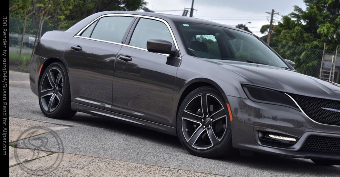 A Mock Up Of The 2018 300 Chrysler 300c Srt8 S. Click For Larger Version Name Potiential 300 Views 18652 Size. Chrysler. Chrysler 300 All Wheel Drive Diagram At Guidetoessay.com