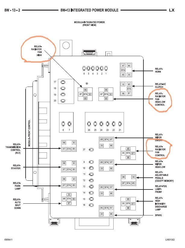 chrysler 300 wire diagram 2007 chrysler 300 cooling fan relay chrysler 300c forum 300c attached thumbnails