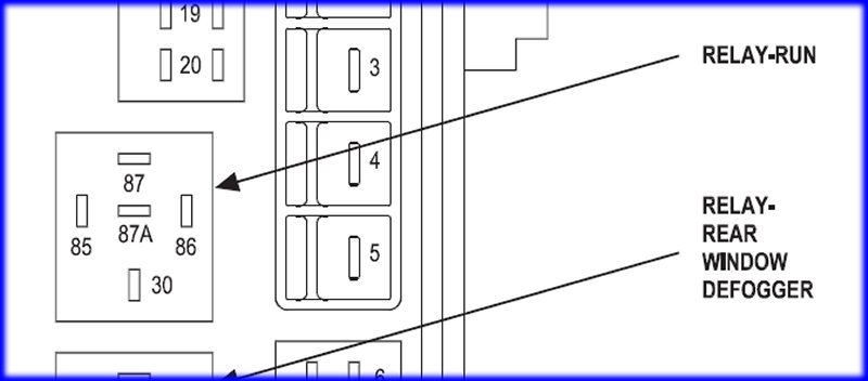 2007 Chrysler 300 C No Power At Fuse42 In Trunk 300c. Click For Larger Version Name Run Relay Views 37362 Size. Chrysler. 2007 Chrysler 300c Hemi Fuse Box Diagram At Scoala.co