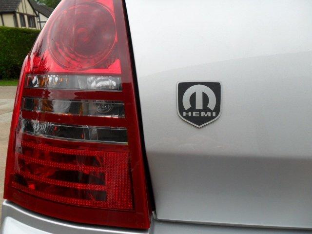 Chrysler 300c srt8 emblem #3