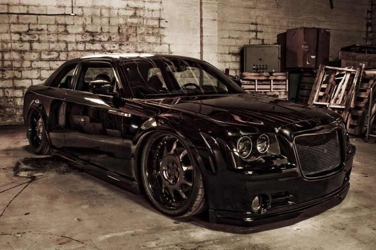 tuning auto chrysler 300c