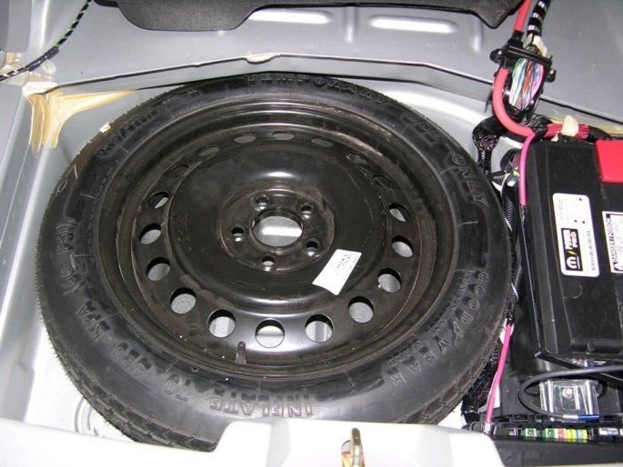 Spare Tire Chrysler 300c Forum 300c Amp Srt8 Forums