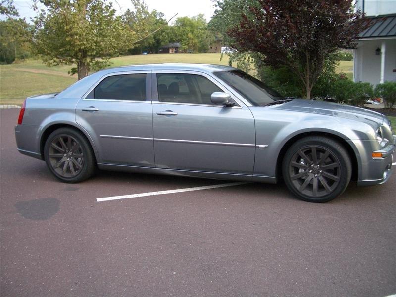 2006 chrysler 300c srt8 rims
