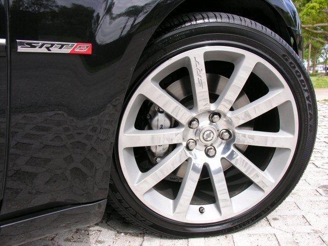 Chrysler 300c side emblem
