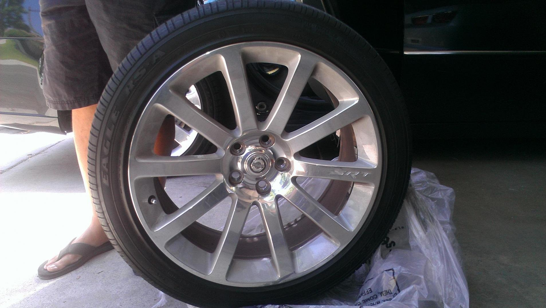 Chrysler 300 Rims And Tires For Sale