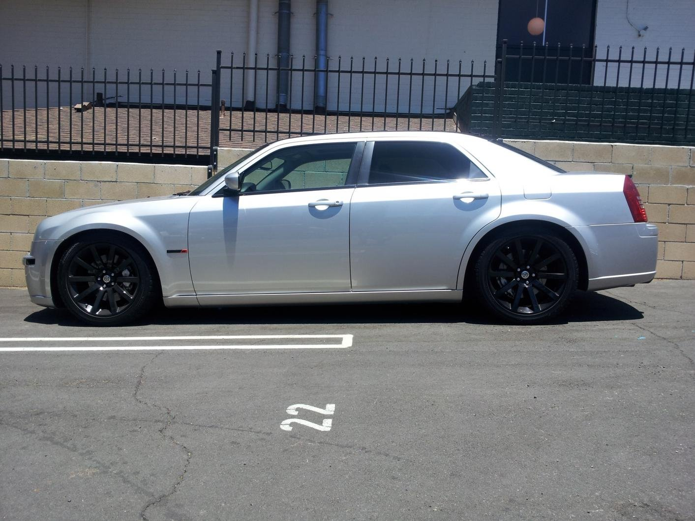 RIDE of the MONTH  August 2012  Chrysler 300C Forum 300C  SRT8