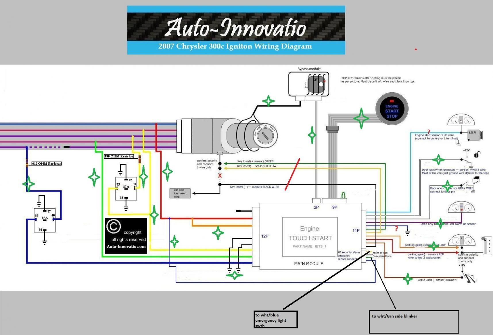 2006 Chrysler 300 Engine Wiring Harness Solutions 2 7 Diagram 2007 Schematic Residential Electrical Symbols