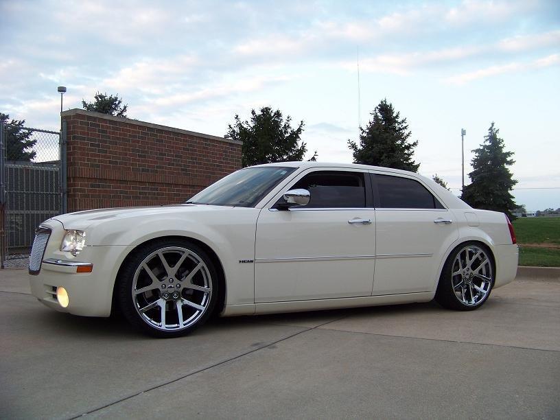 Vanilla 300c Now On Viper Wheels Chrysler 300c Forum