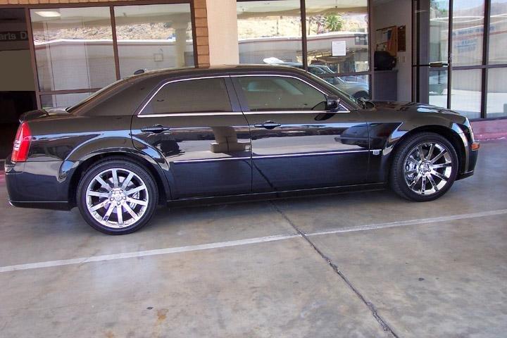 chrysler 300 black rims. Chrysler 300 Black Rims.