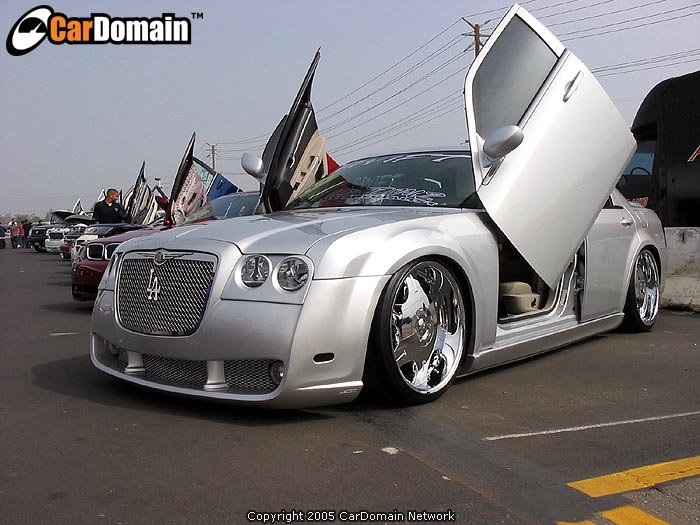 2006 Chrysler 300 Srt8 For Sale >> Where Can I Buy This New Xenon Bodykit? - Page 2 ...