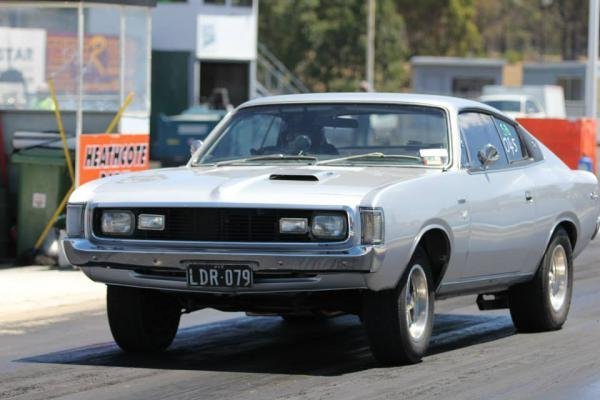 Showcase cover image for Chrysler Valiant Charger