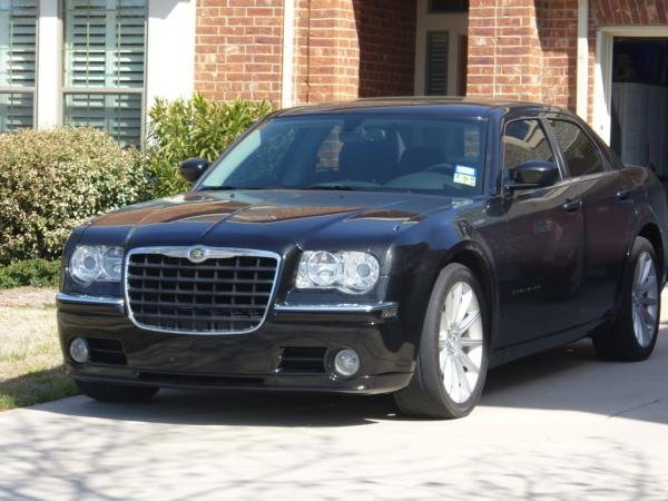 Showcase cover image for dhoolwerf's 2007 Chrysler 300C