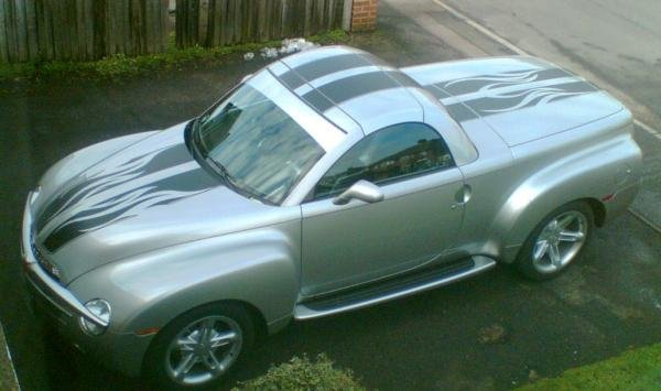 Showcase cover image for PHASEONE's 0 Chevrolet SSR 5.3L V8
