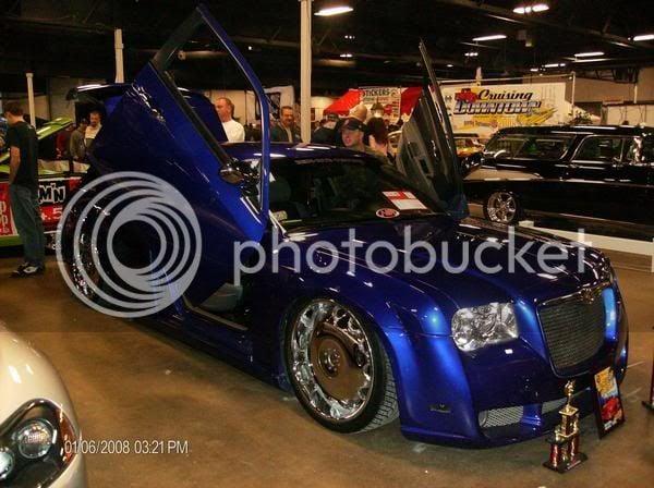 World Of Wheels Boston >> 2008 Boston World Of Wheels Best In Class Winner Chrysler 300c