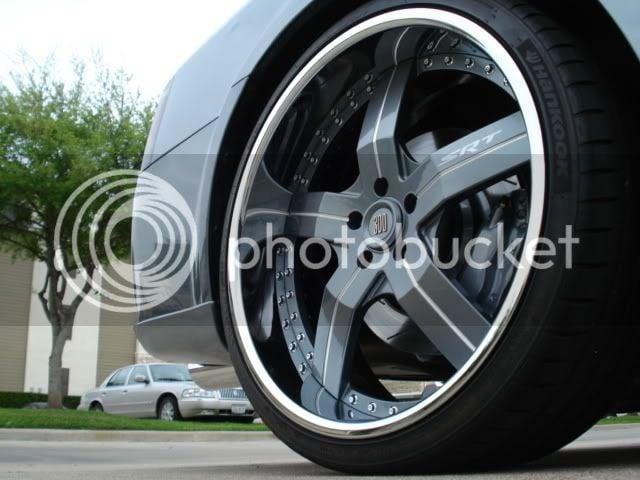 Silver Steel Metallic on 22's   Chrysler 300C & SRT8 Forums