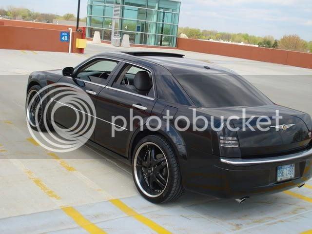 Hp gain with predator? | Chrysler 300C & SRT8 Forums