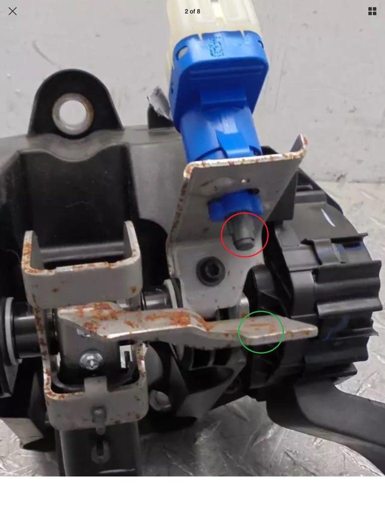 brake pedal clunking   Page 4   Chrysler 300C & SRT8 Forums