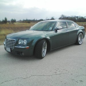 300C lowered on Intro 311's