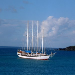 Tall Ship, St. Maarten