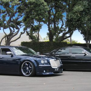 VIP's at So. Cal. meet 06/05