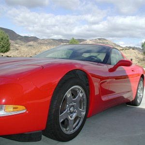 "HEMEEE's '98 C5 Corvette - ""Arrest-Me-Red"""