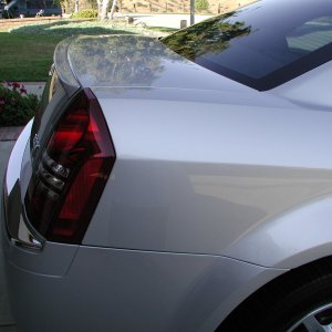 SRT8-style Lip Spoiler - side view