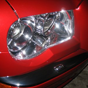 Heritage Edition Headlamp and washer (Std)