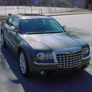 I love my new 300c!  These cars are awesome!  Stone Mountain Chrysler in Sn