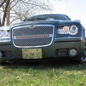 Halo CCL & LED headlights, E&G dual Mesh Grille & Lowers