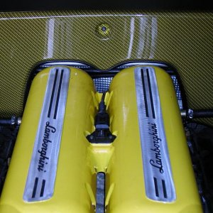 Yellow Carbon Fiber Style...