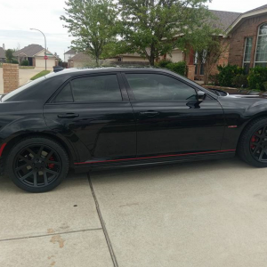 2015 Chrysler 300S - Phantom Black